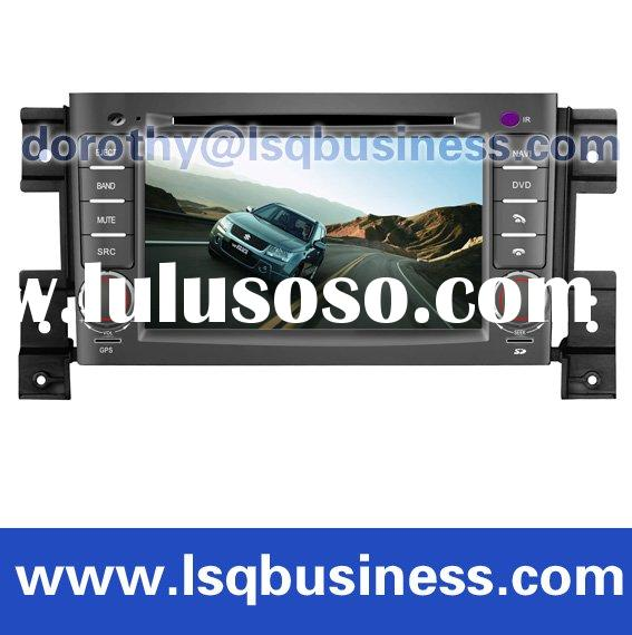 Suzuki Grand Vitara car dvd player with bluetooth, GPS, PIP, 2-zone, RDS, IPOD, canbus with steering