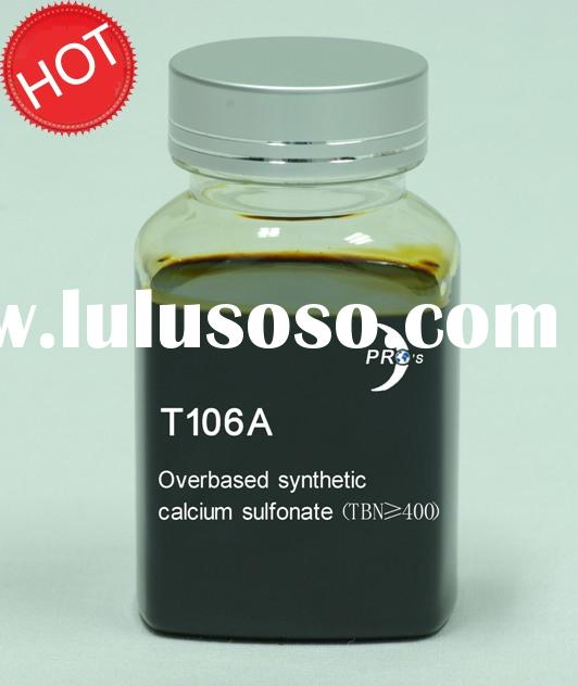 T106A over based synthetic calcium sulphonate / detergent / lubricant additive /industrial lubricant