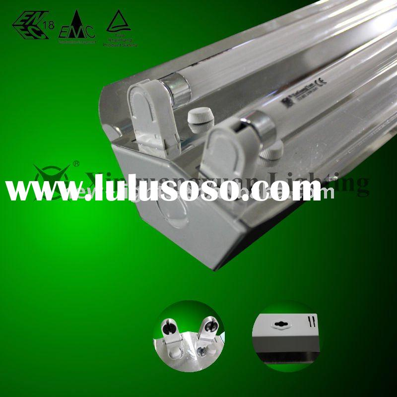 T5 Electronic Integrative Fluorescent Light with Mirror Aluminum Reflector