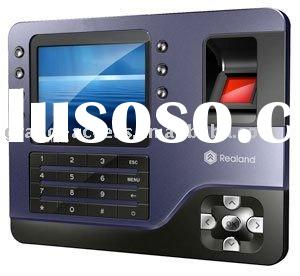 TCP/IP Network Fingerprint Time Attendance Access Controller with User Capacity 5000