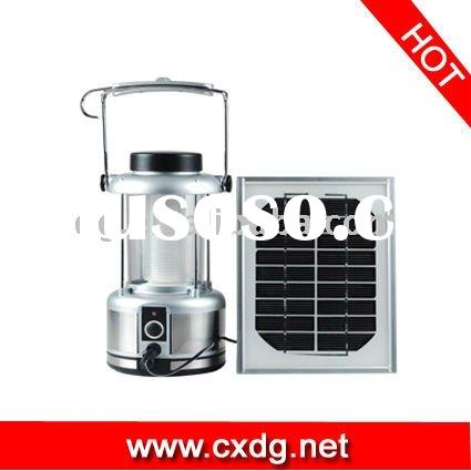 TD-803-36/72LED 3W solar panel,solar led lantern,power saving and brightness,Rechargeable LED light.