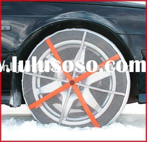 TEXTILE SNOW CHAIN -AUTOSOCK,fabric SNOW CHAIN,tire cover,car Snow Chains,auto sock,autosock