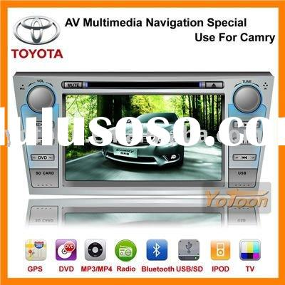 TOYOTA CAMRY Car DVD/VCD/CD/MP3/WMA/MP4/DIVX/JPEG Multimedia Player