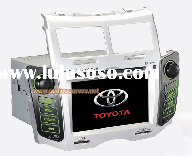 TOYOTA VIOS car dvd player with gps navigation system