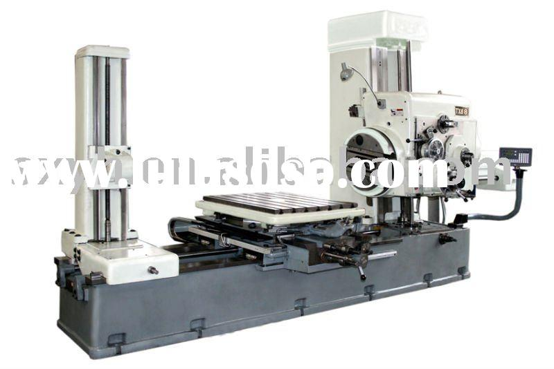 TX68 DRO Horizontal Boring and Milling Machine