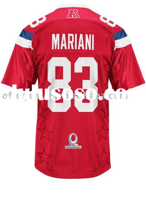 Tennessee Titans 2011 Pro Bowl Football Jerseys Marc Mariani Authentic Sports Jersey 48-56 Paypal Fr