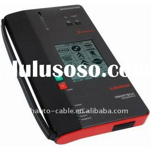 The LAUNCH X431 MASTER auto diagnostic tool