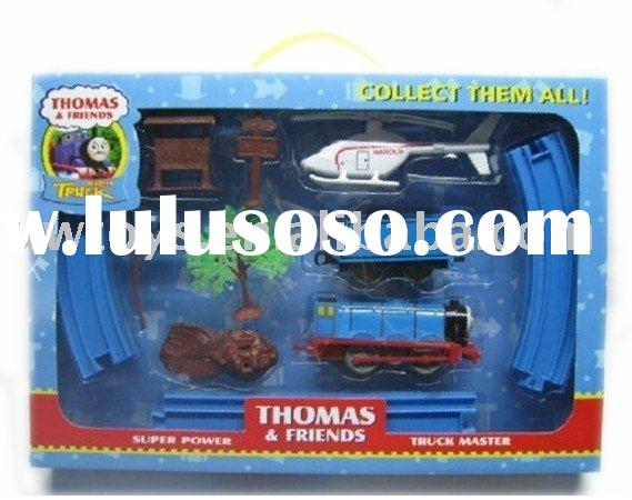 Thomas locomotive/toy/plastic toys,toy car,toy train,bo car,b/o train