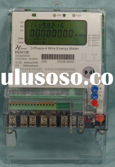 Three-phase Multifunction Electric Energy Meter