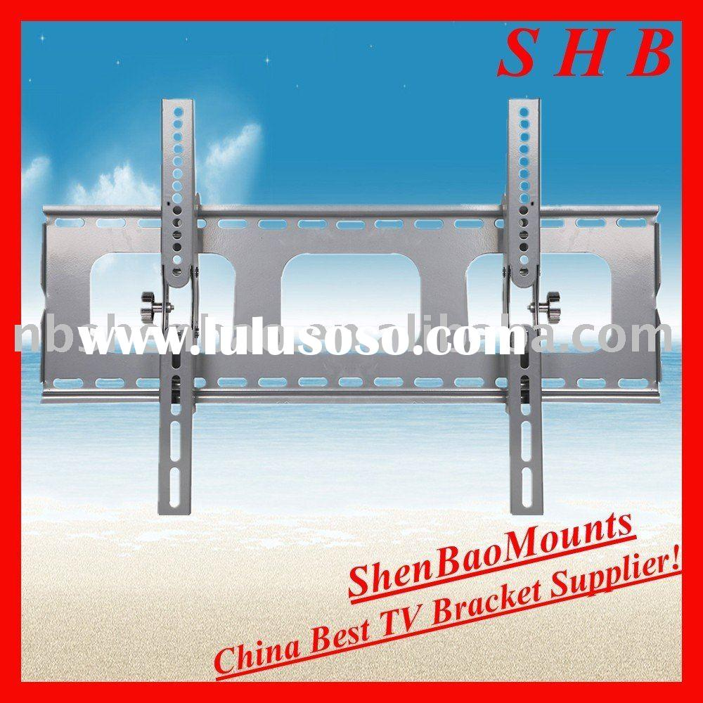 "Tilted LCD TV Ceiling Mount Bracket For 32""-55""(SHB006M)"