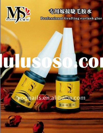 Top glue born peptide tasteless eyelash glue/ Eyelash glue/eyelash extention glue/eyelash adhesive