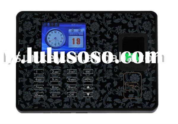 Touch Keypad Fingerprint time attendance and access control