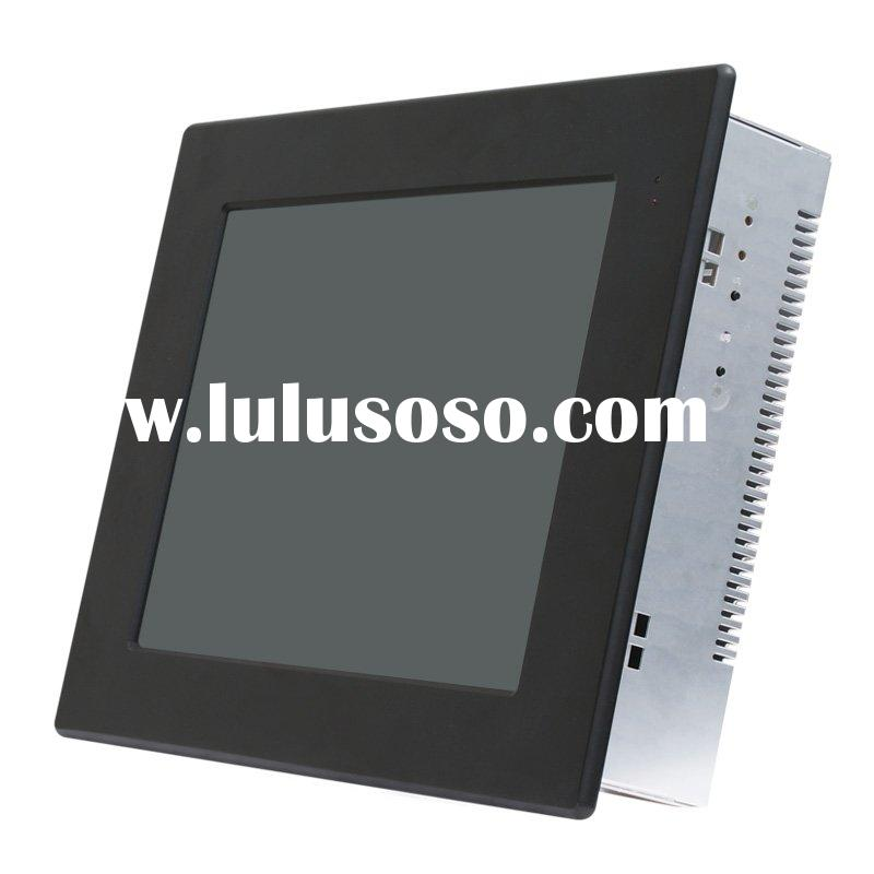 Touch screen PC for submarine/ Touch screen monitor for train station/ Industrial touch screen PC