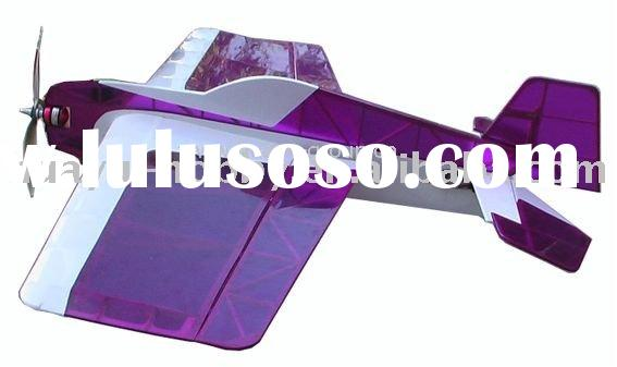 Toy Mini 3D Swallow airplane balsa-made battery power radio control toys model