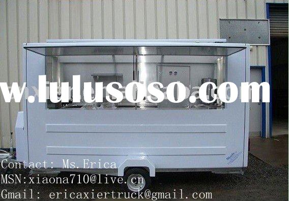 Trailers/Semi-trailers/fast food trailers/box van trailers/mobile trailers/mobile restaurant