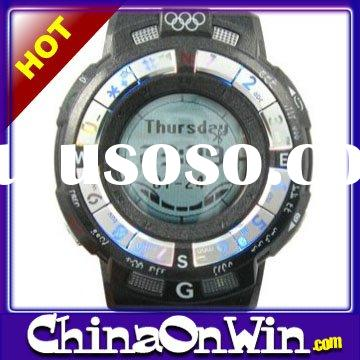 Tri-band 1.2-inch GSM Phone Watch Camera Dial Buttons Bluetooth - G500i