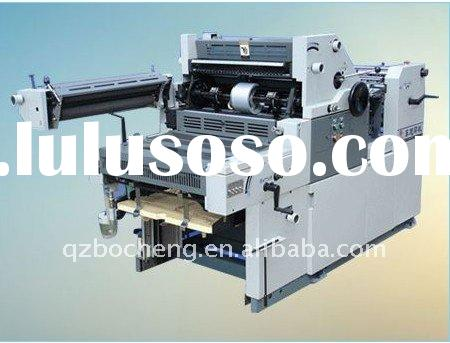Two colors label offset press/Paper printing machine(DX47/56/A/B/C)