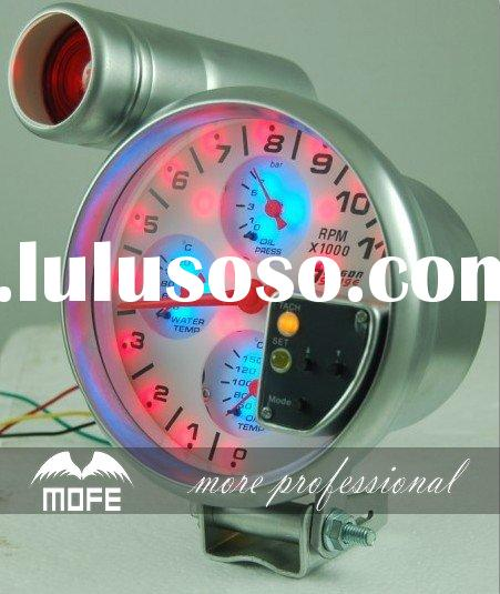 Type R LED auto gauge 4 in 1