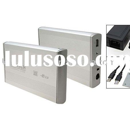 "USB 2.0 SATA 3.5"" External Hard Drive Enclosure"