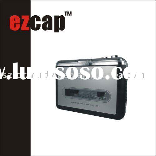 USB Cassette Player(EzCAP218)