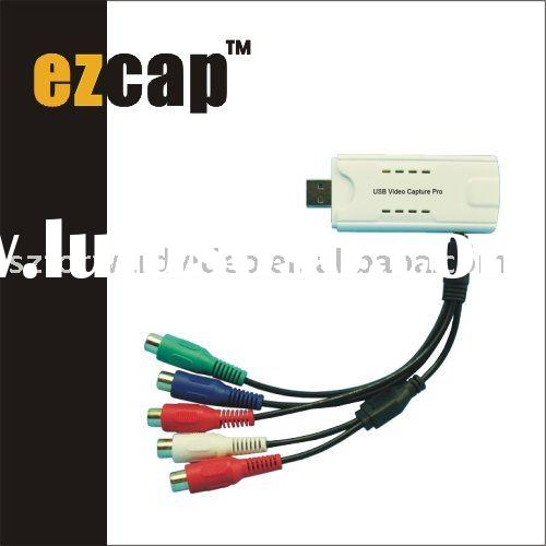 USB Component Video Capture with audio