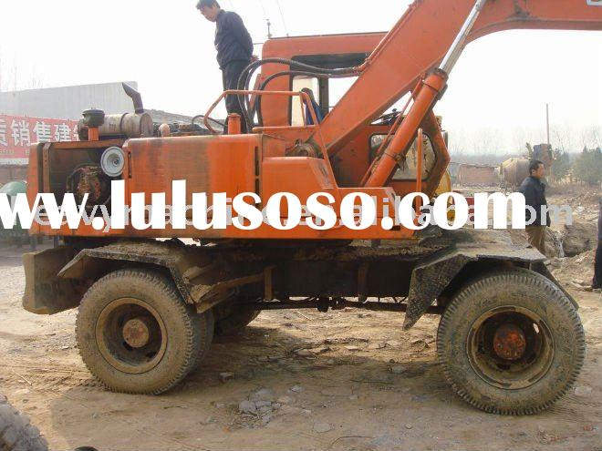 USED DAEWOO WHEEL EXCAVATOR(USED WHEEL EXCAVATOR)