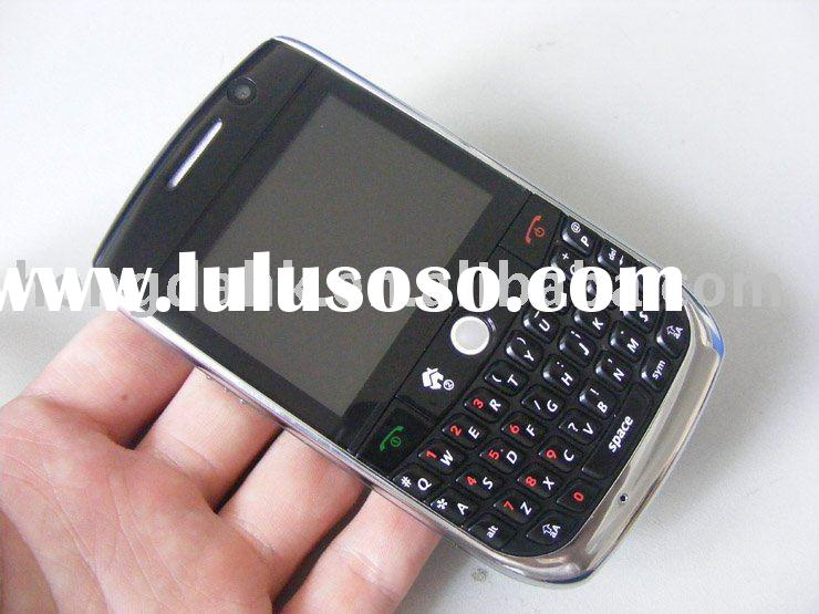 Unlocked Curve Black 8900 WIFI JAVA TV Cell Phone GSM