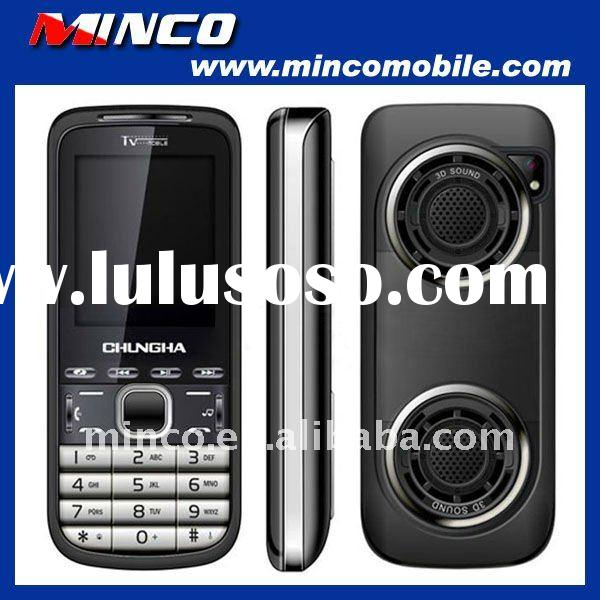 Unlocked Dual SIM Card Q3 Cheap Mobile Phone With Russian Keyboard