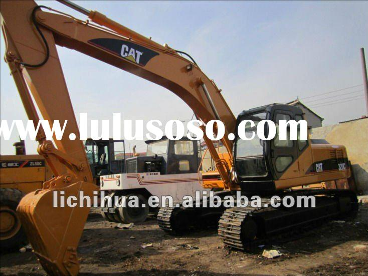 Used Caterpillar Excavator 320C