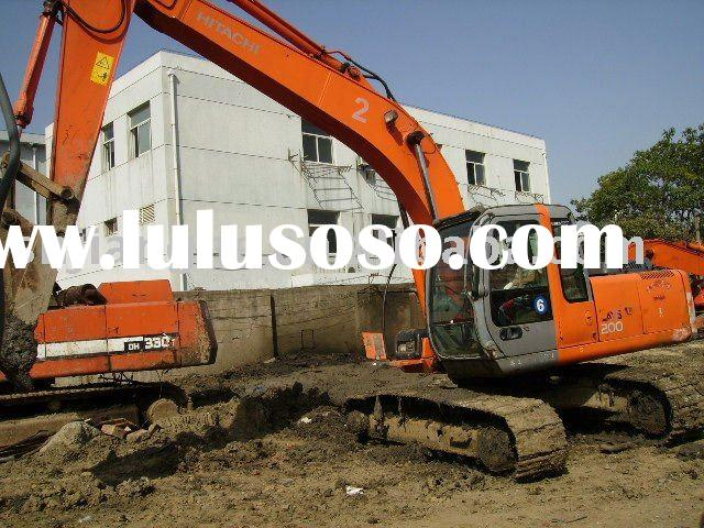 Real Excavator For Sale Ex200 Excavator For Sale