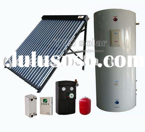 Vacuum Tube Heat Pipe Split Pressurzaied Solar Water Heater