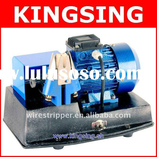Varnished Copper Wire Stripping Machine, Enameled Copper Wire Stripper, Enamel Covered Wire Stripper