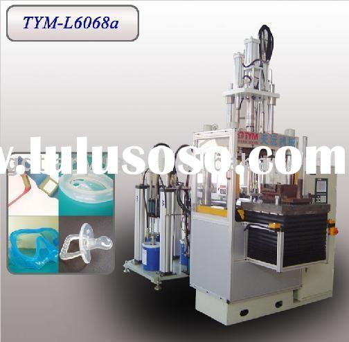 Vertical Direct Pressure Liquid Silicone Rubber (LSR) injection molding machine TYM-L6068A
