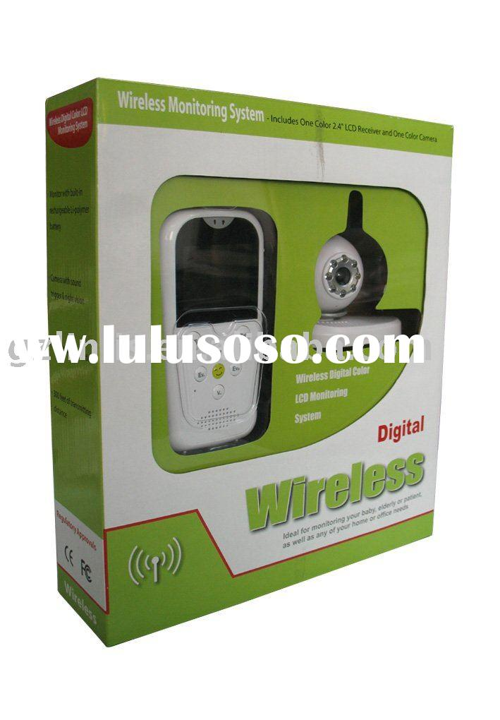 Video wireless Baby Monitor