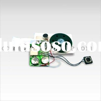 Voice Recording Module/Sound Module for Greeting card/Custom Sound Module