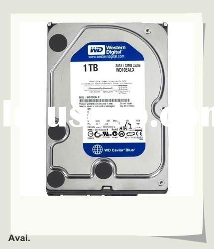"WD10EALX Caviar Blue Hard drive 1 TB internal 3.5"" SATA-600 7200 rpm"