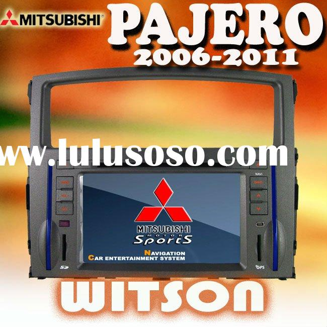 WITSON Car DVD Player for MITSUBISHI PAJERO V97/V93 CAR DVD PLAYER FOR PAJERO