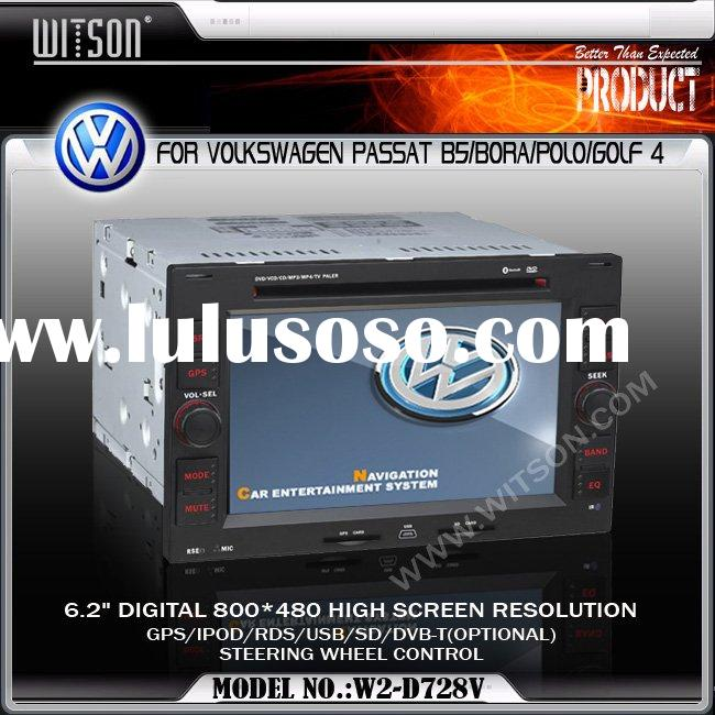 WITSON Special Car DVD Player for VOLKSWAGEN PASSAT B5 with GPS Car Video
