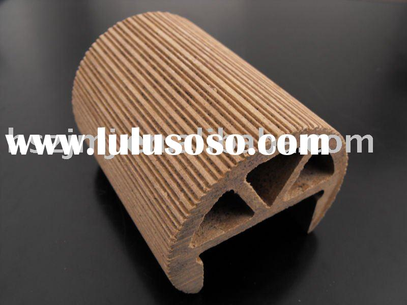 WPC( wood plastic composite) extrusion dies for Handrail