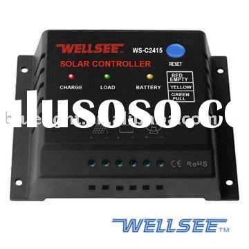 WS-C2415 6A/10A/15A 12V/24V Solar panel charge controller