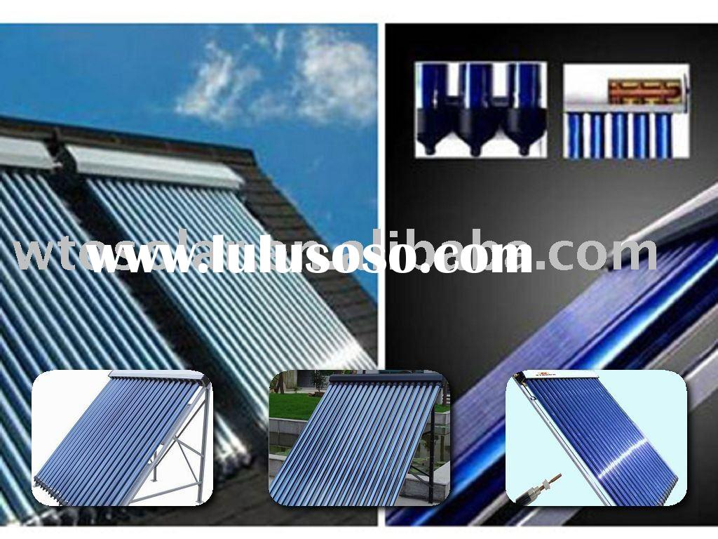 WTO-HHA Solar hot water heating system