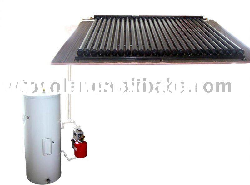 WTO-PPT Home double Vacuum Heat Pipes Solar Water Heater