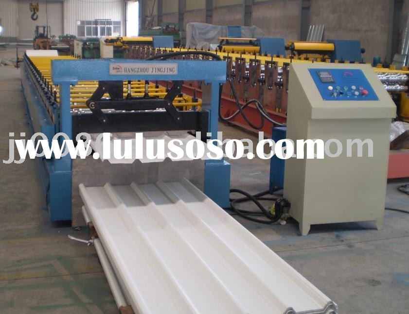 Wall & Roof Cladding Sheet Forming Machine