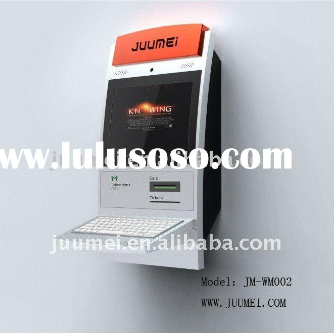 Wall-mounted kiosks wall mount interactive kiosk touch screen kiosk indoor kiosk