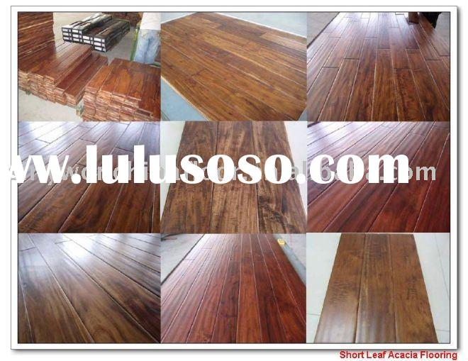 Walnut Acacia Wood Flooring