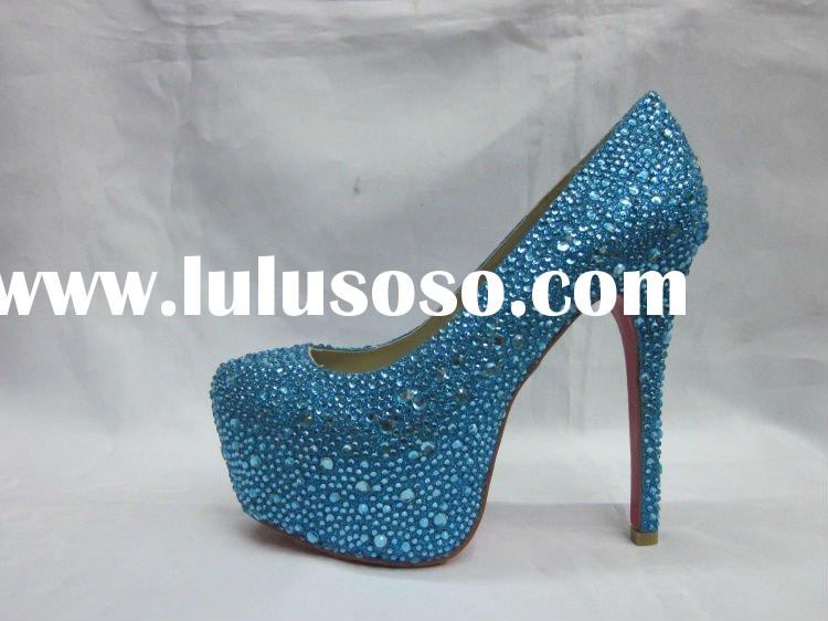 Shoes collection with Swarovski covered 2012-2013 - Winter Fashion