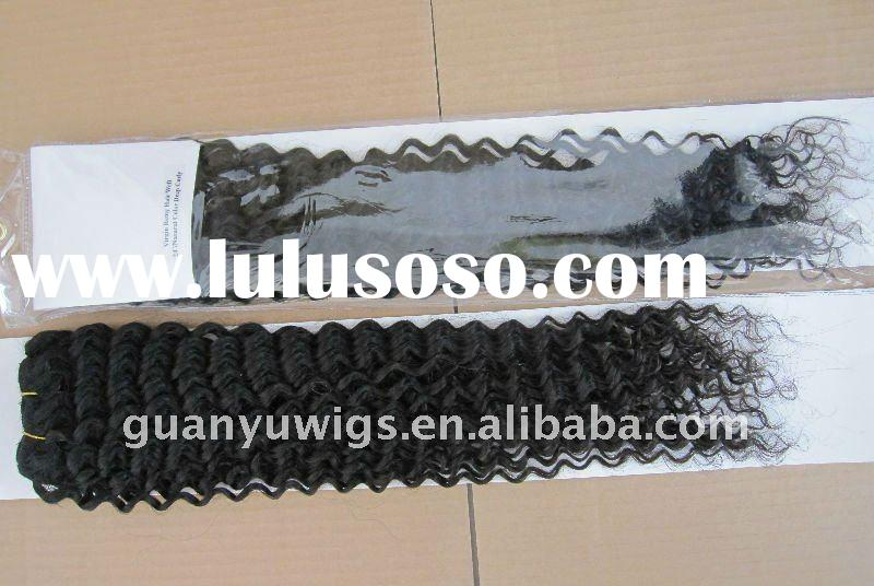 Weft Human Hair Extension - Asian Human Hair