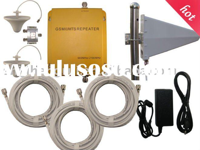 Wholesale GSM+UMTS ,GSM and UMTS mobile phone signal Repeater, GSM and UMTS cell phone signal repeat