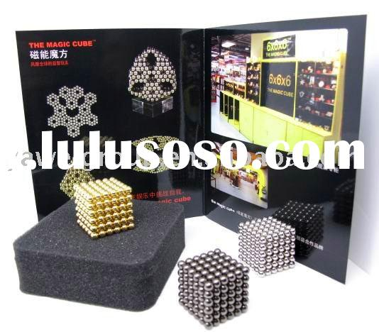WiKi M-Cube Puzzle/Neocube/Magnetic balls/Magic Cube