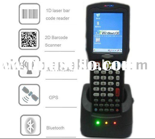 Wireless Barcode scanner with Win. CE operating system(EM880)